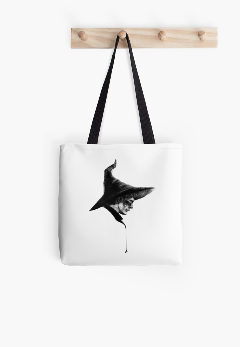 Wall Art Credence Credence Barebone Tote Bag By Smod