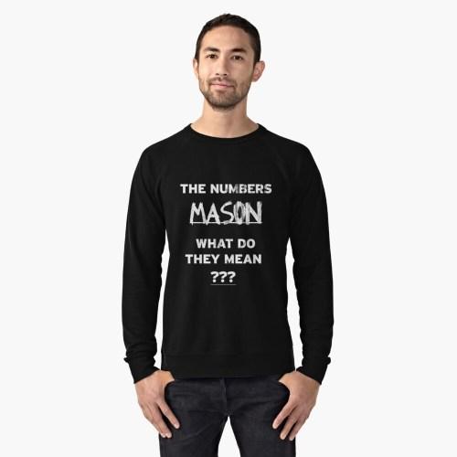 Medium Of The Numbers Mason