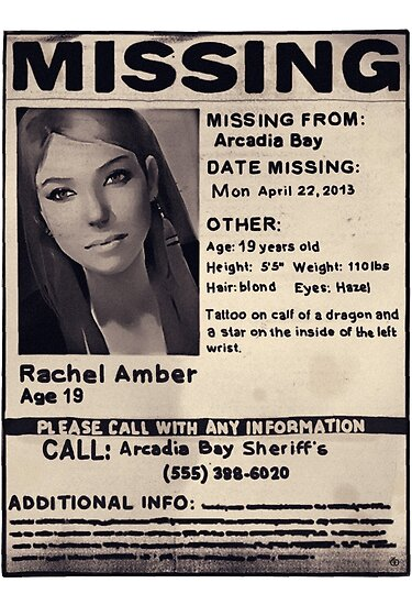 Missing Rachel Amber\