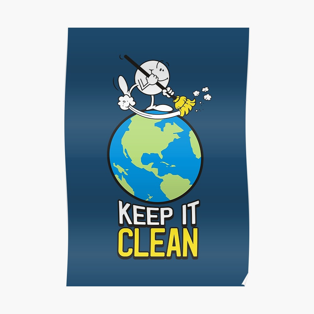 Keep It Clean Keep It Clean Poster