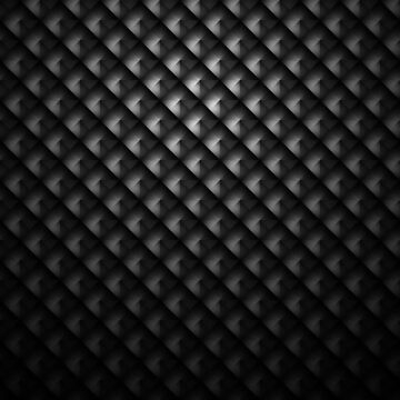 Abstract seamless pattern Geometric grid background Modern dark - composite background
