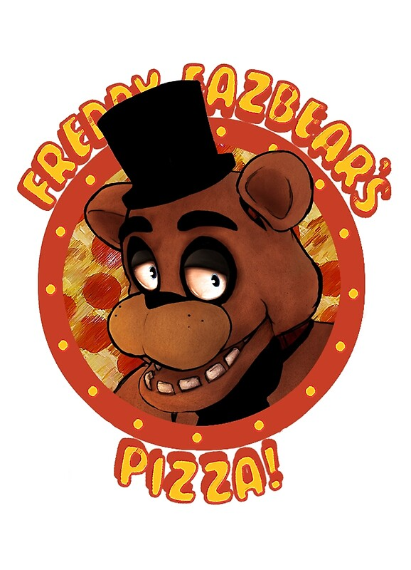 Five Nights At Freddys Wallpaper Cute Quot Fnaf Freddy Fazbear Logo Fazbear S Pizza Quot By Jacob King