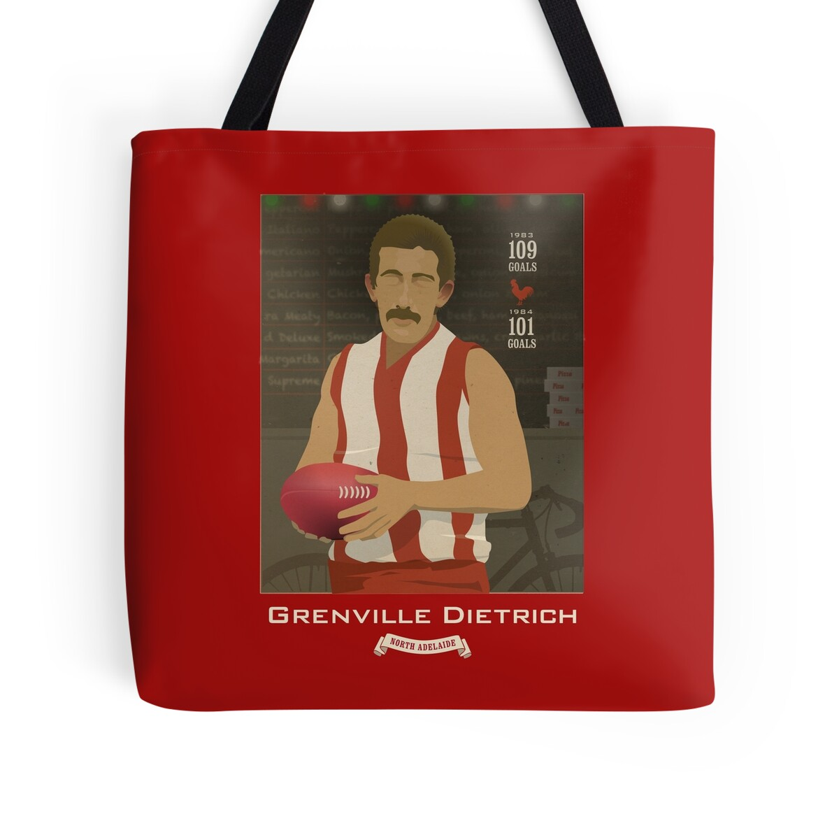 Canvas Bags Adelaide Quotgrenville Dietrich North Adelaide For Red Shirts Only