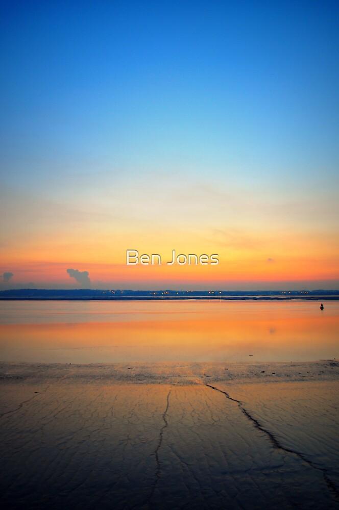 Hd Mom Wallpaper Quot Sunset Sky Portrait Quot By Ben Jones Redbubble