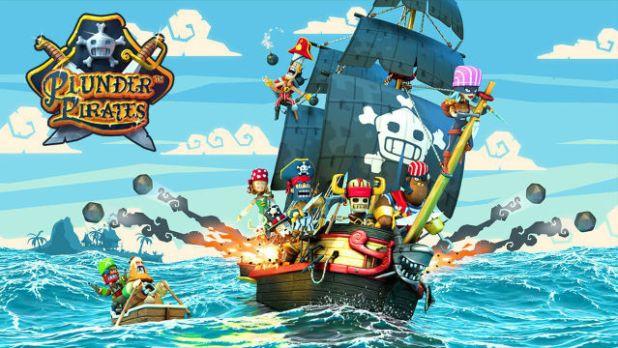 Pirates Plunder mod