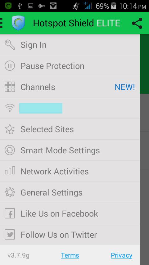 Hotspot Shield VPN ELITE v4.3.5 MOD APK | iHackedit