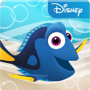 Finding Dory Keep Swimming