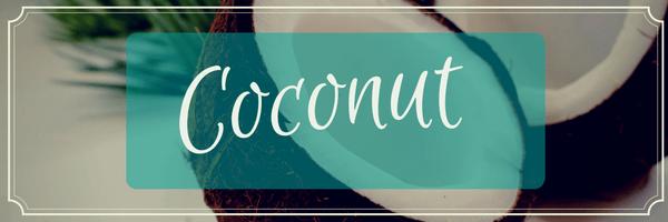 coconut anti aging