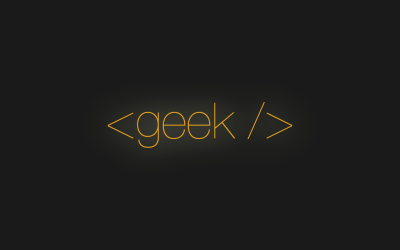 Some Cool Geek Wallpapers | I Have A PC
