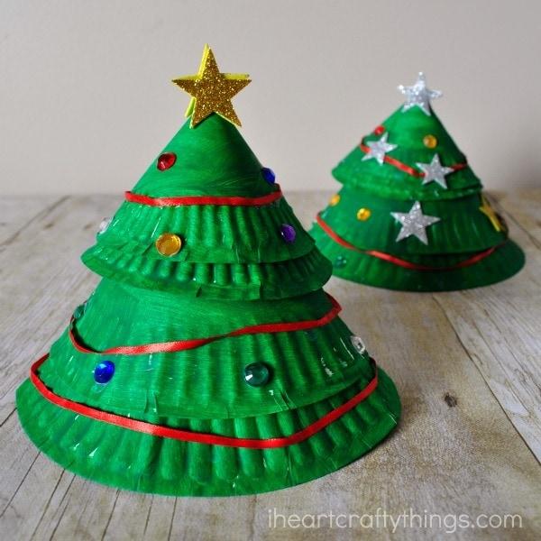Calendar Making Materials Calendar Pierce County Library Paper Plate Layered Christmas Tree Craft I Heart Crafty