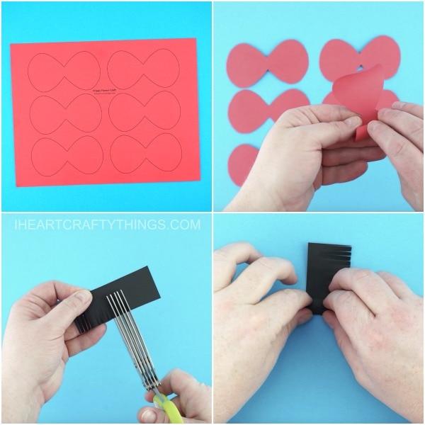 Pretty Paper Poppies Craft