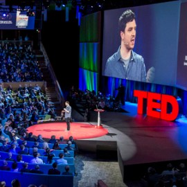 speaks at TED2015 - Truth and Dare, Session 1, March 16-20, 2015, Vancouver Convention Center, Vancouver, Canada. Photo: James Duncan Davidson/TED