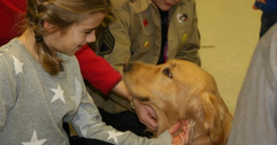 Therapy Dogs Newtown CT Sandy Hook