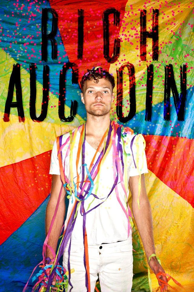 UPCOMING: SUPERCRAWL PRE-PARTY WITH RICH AUCOIN