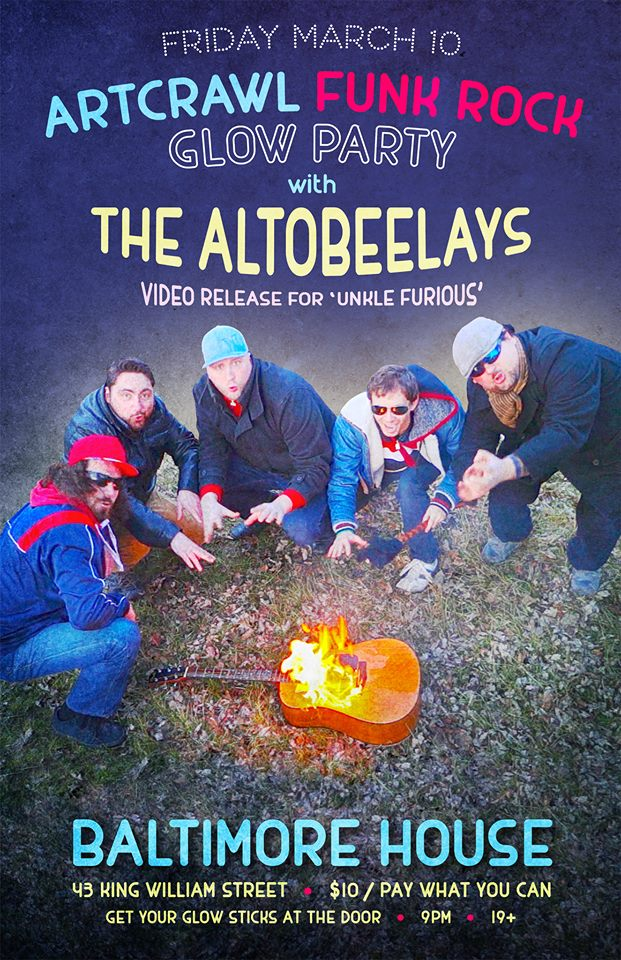 "PREMIERE: The Altobeelays - ""Unkle Furious"""