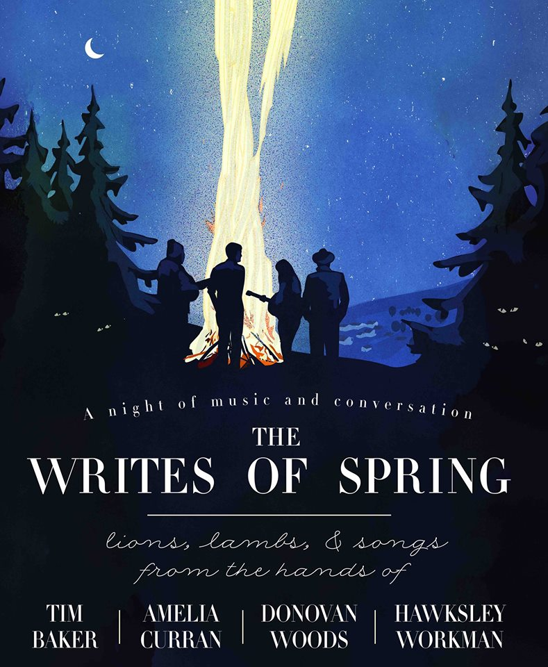 CONTEST: WRITES OF SPRING
