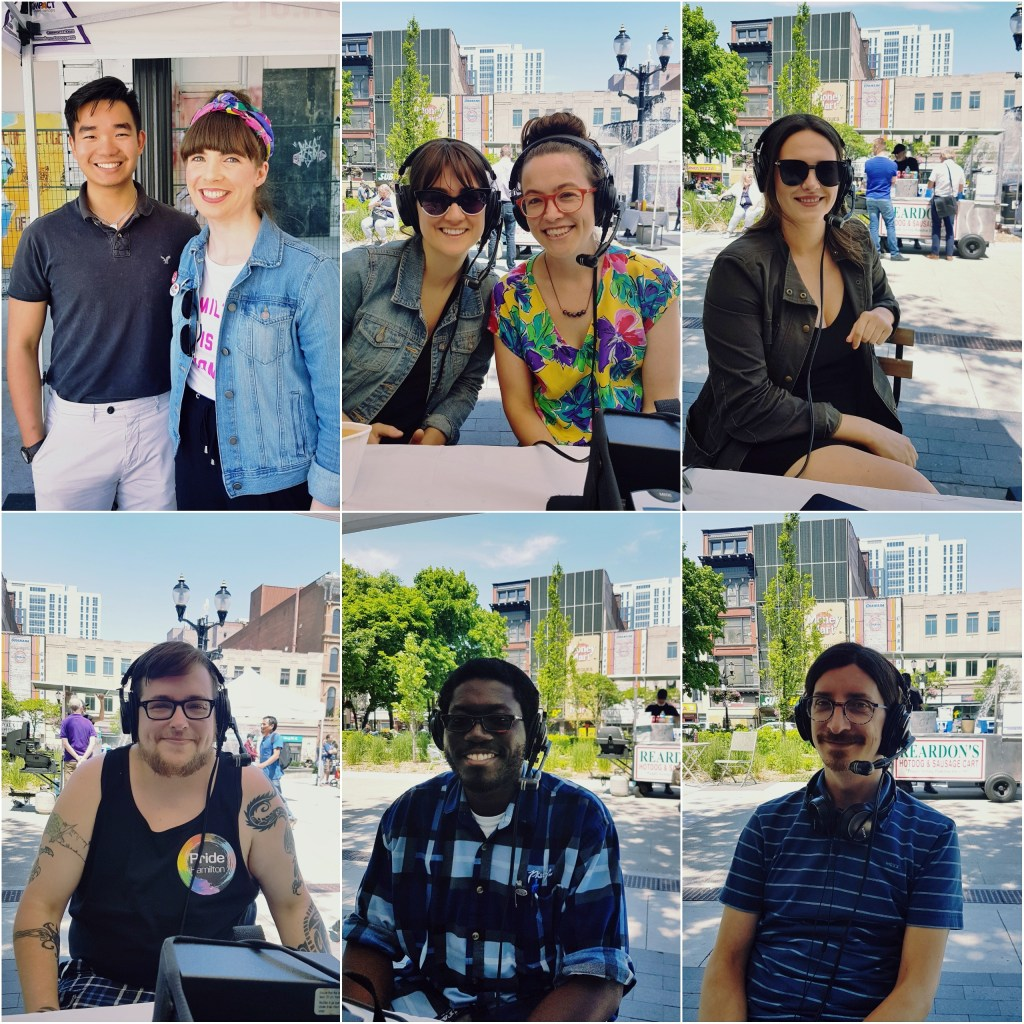 I Heart Hamilton LIVE-TO-AIR from Gore Park 2018