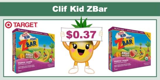 clif kid zbar coupon deal
