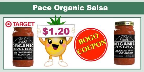pace organic salsa coupon