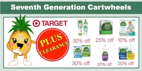 Seventh Generation Cartwheel Offers