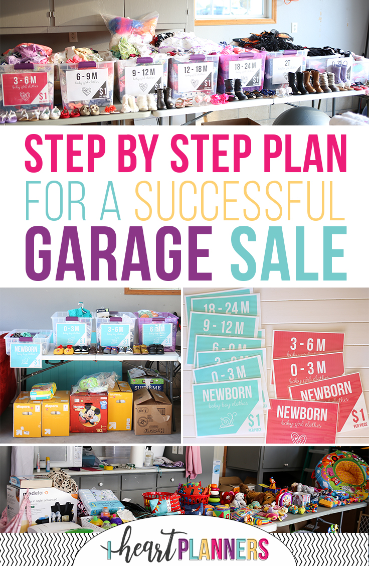 Garage Sale Price Stickers Garage Sale Tips The Ultimate Guide To A Successful Garage Sale