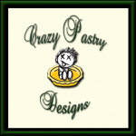 Crazy Pastry Designs Logo