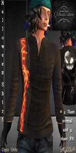 Halloween Shirt Boy