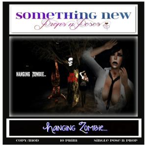 SN~ Hanging Zombie