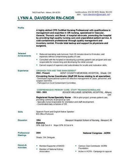 Case Management Nurse Resume Writing Service   Nurse Resume Writing Service