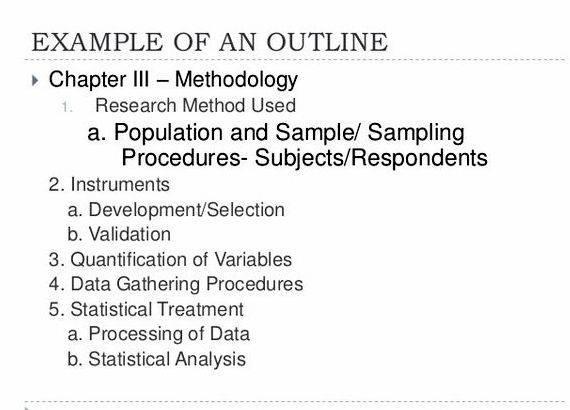 Data analysis thesis proposal sample