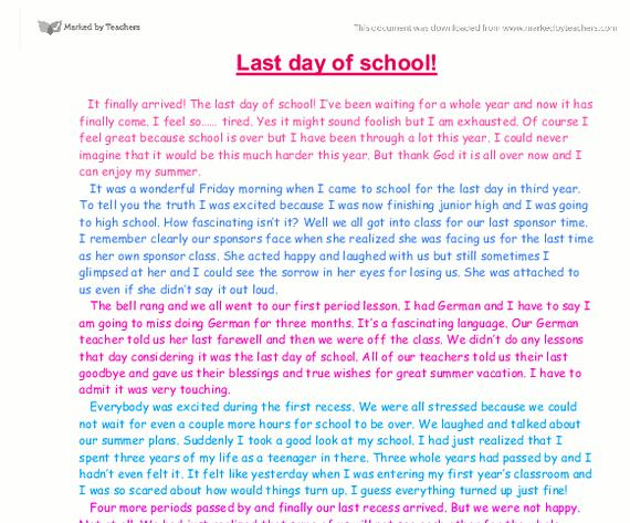essay on my school for kids essay on picnic for school kids short