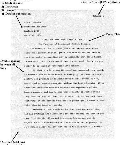 Formal essay writing styles - College Essay Format with Style Guide