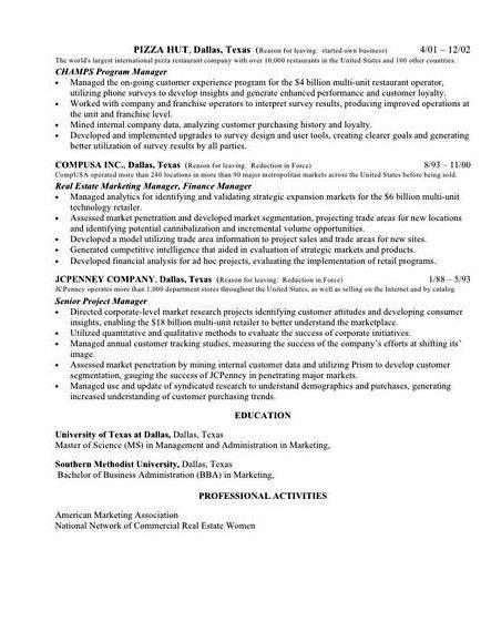 best resume writer