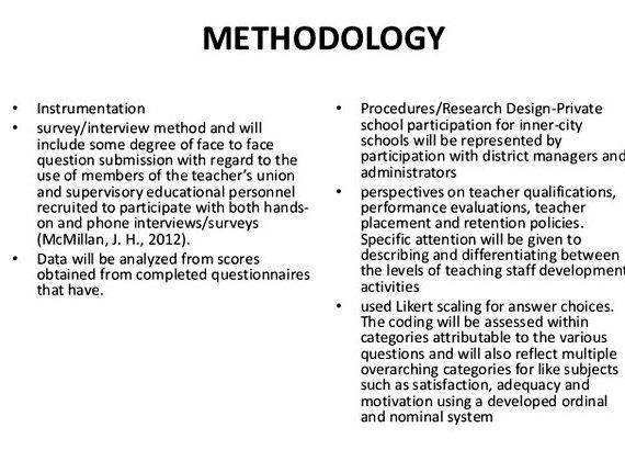 Thesis examples methodology - Uni Writing Thesis examples