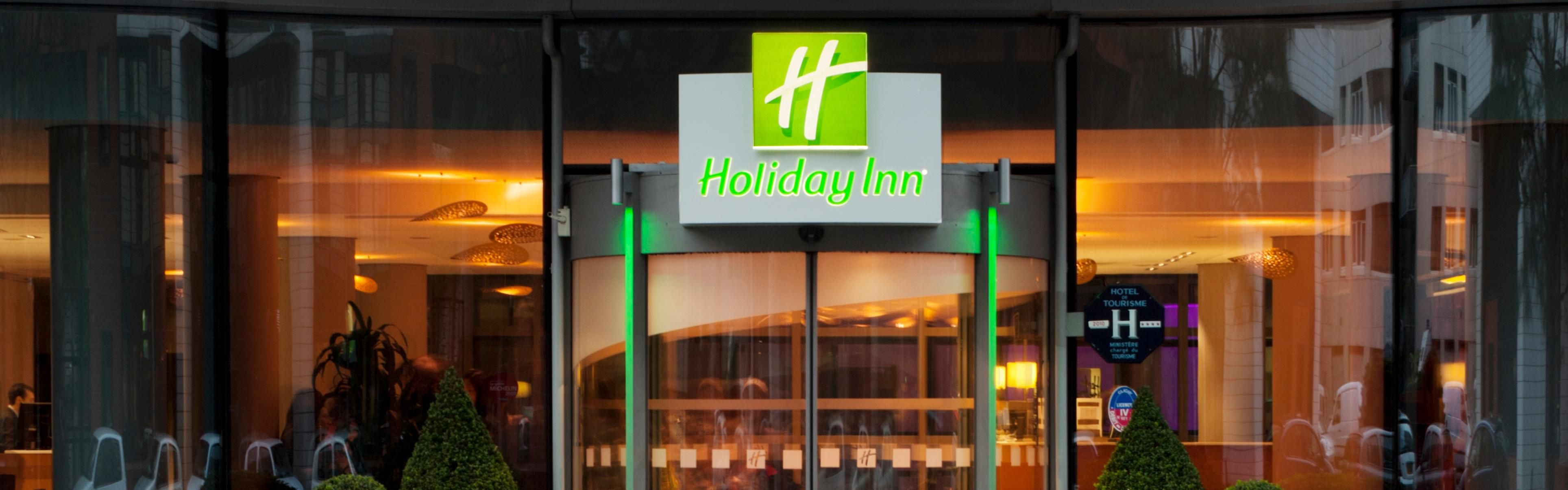 Hotel Ibis Porte De Clichy North Paris Hotels Holiday Inn Paris Porte De Clichy