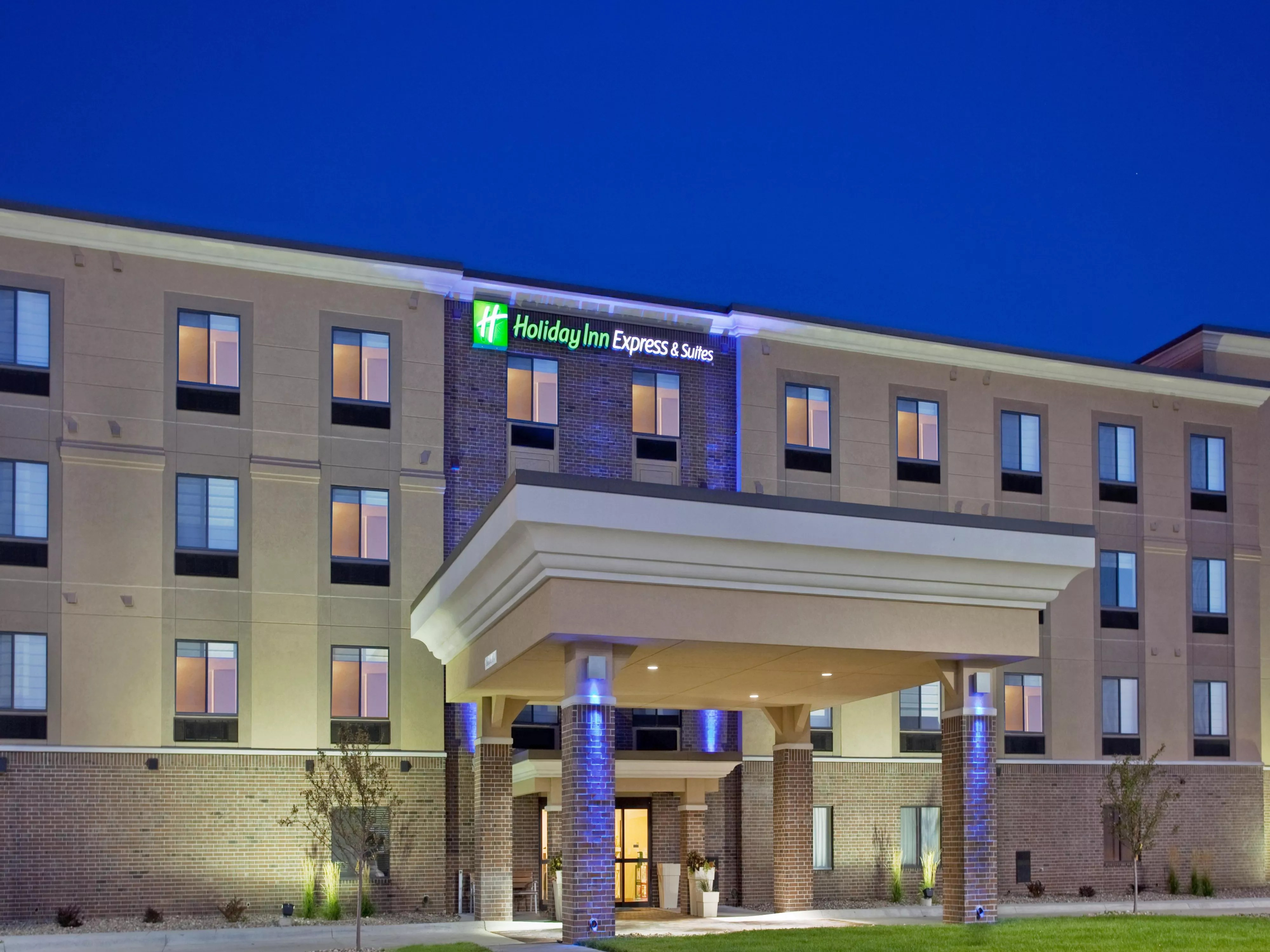 Hotel Lincoln Holiday Inn Express Suites Lincoln Airport Hotel By Ihg