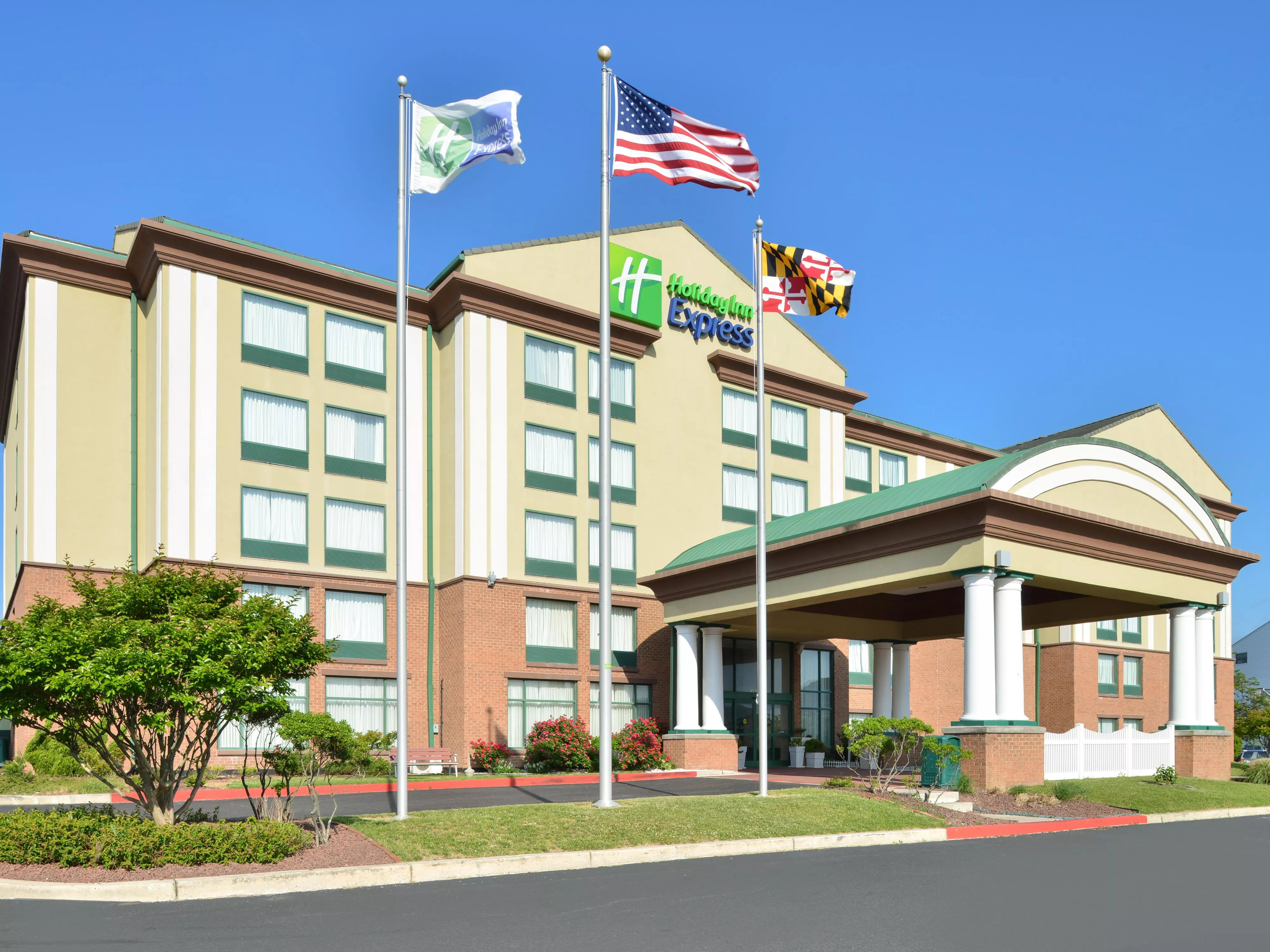Hotel Rehoboth Holiday Inn Express Bethany Beach Hotels Budget Hotels In