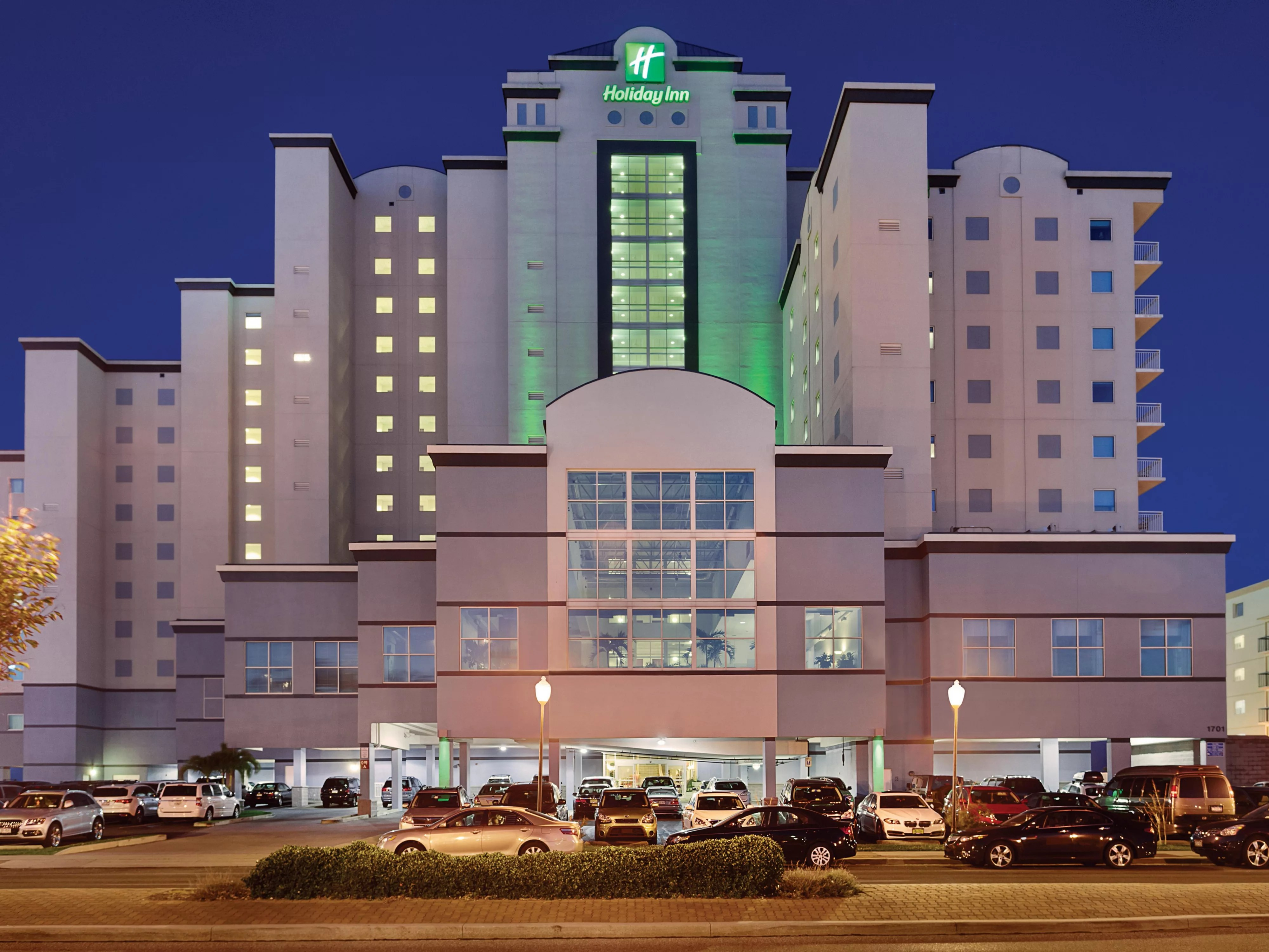 Hotel Rehoboth Ocean City Hotel In Maryland Holiday Inn Suites Ocean City
