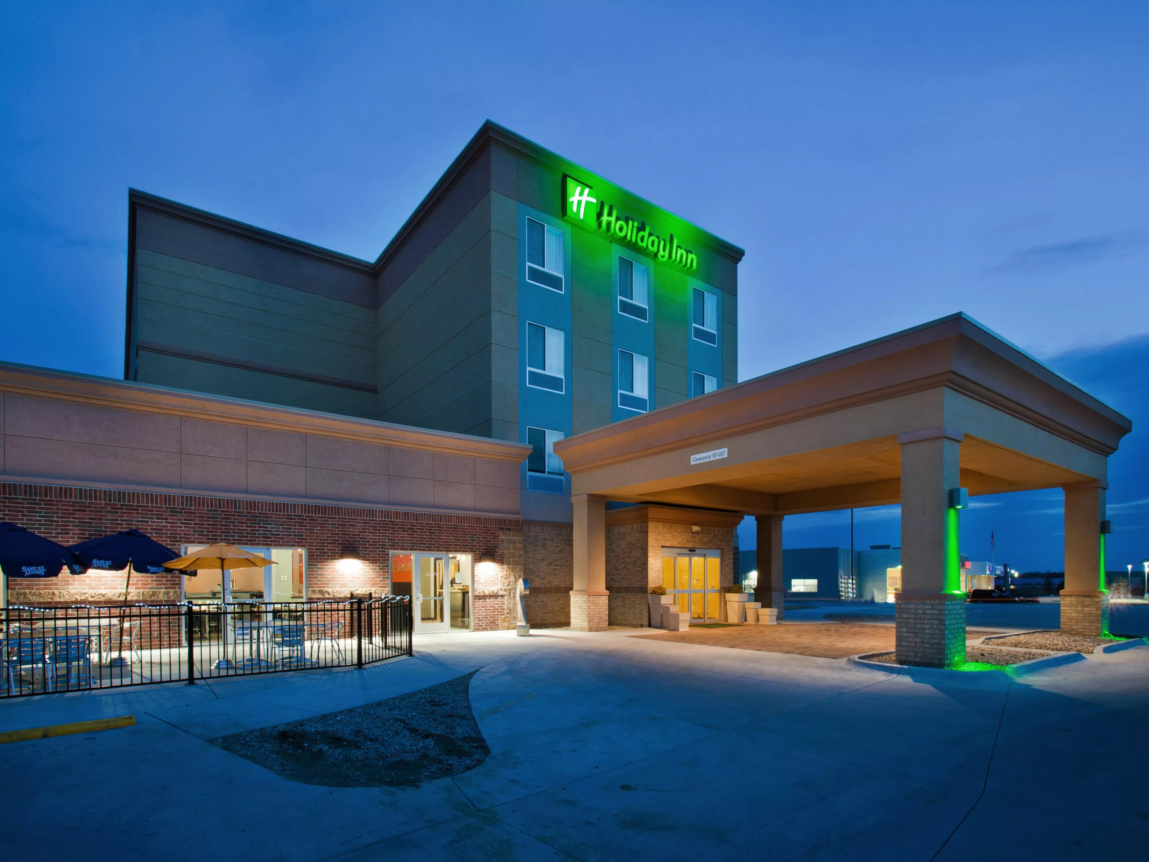 Hotel Lincoln Holiday Inn Lincoln Southwest Hotel By Ihg