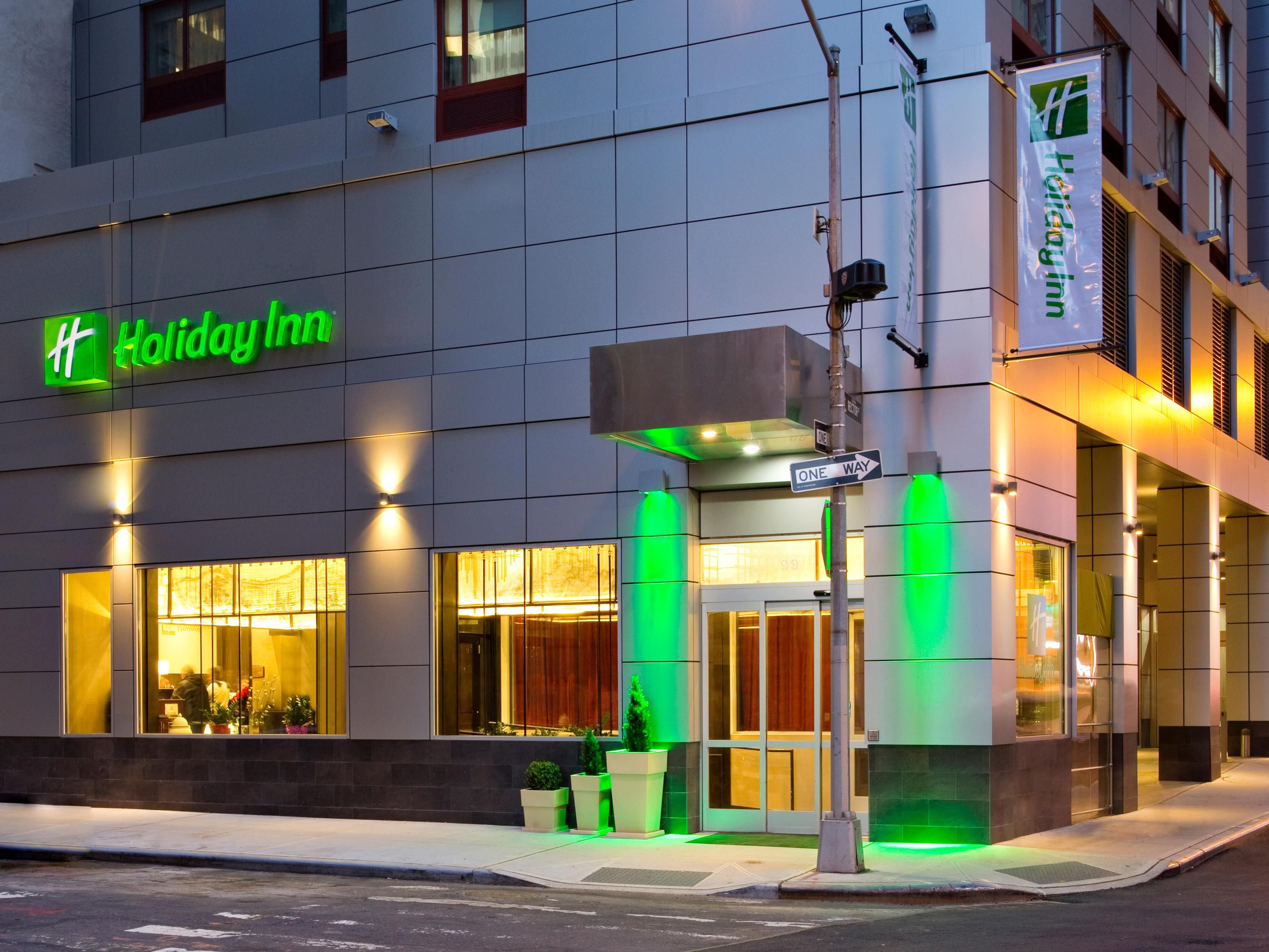 Albergo York Hotels In Lower Manhattan Nyc Holiday Inn Manhattan Financial