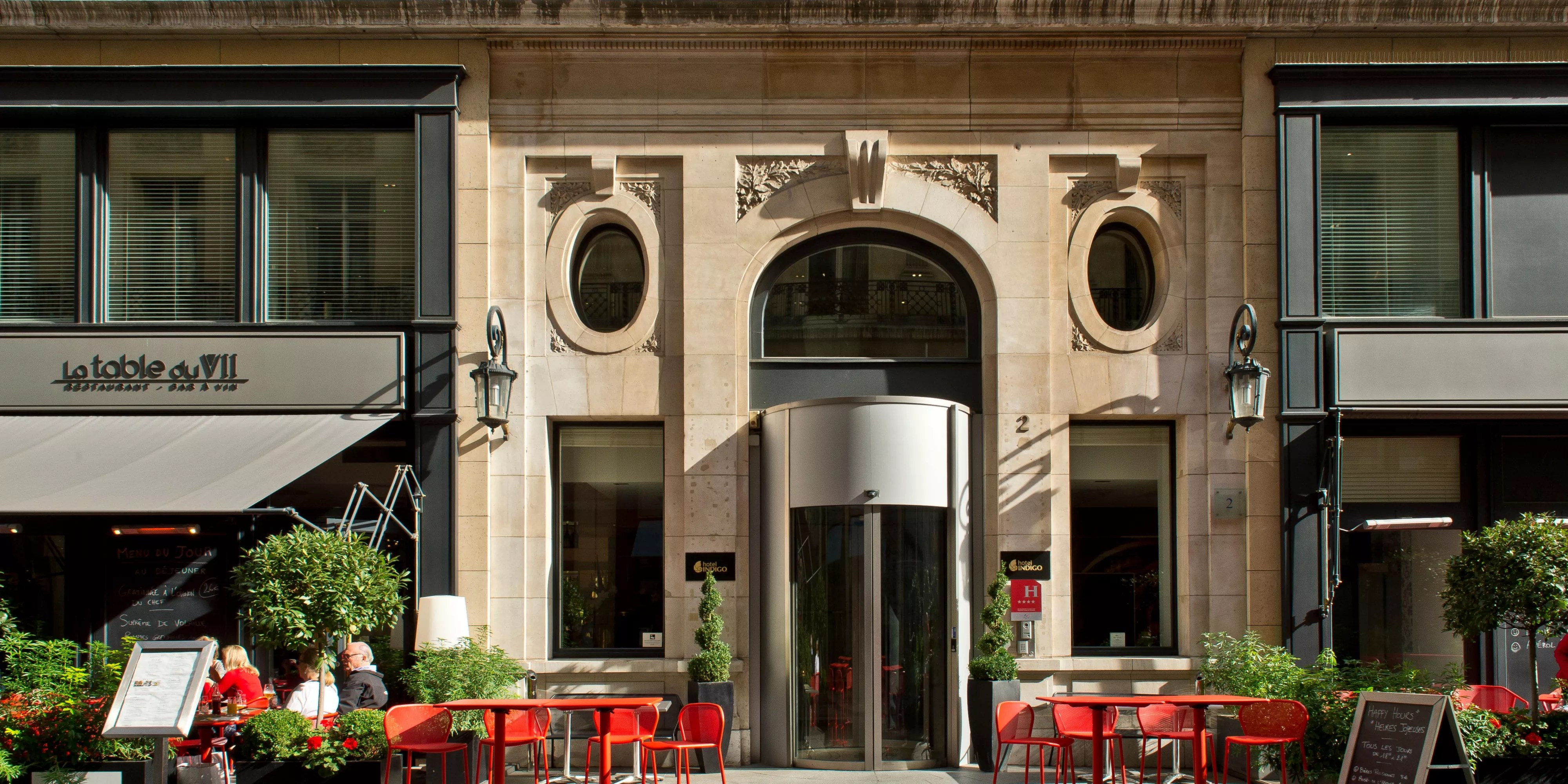 Location Parking Paris 16 Boutique Hotel In Paris Hotel Indigo Paris Opera