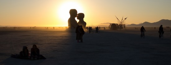 Burning Man - Caravansary (c) Steve Richards