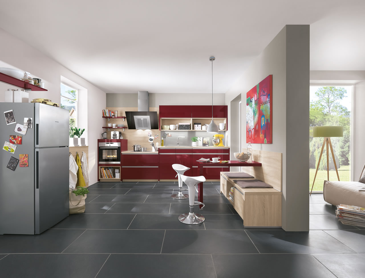 Nobilia Küchen N Line I Home Kitchens Nobilia Kitchens German Kitchens Line N