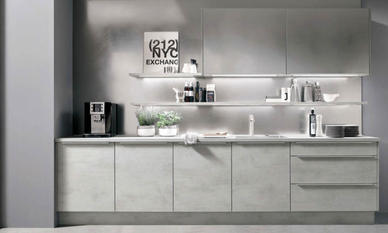 Nobilia Riva I Home Kitchens Nobilia Kitchens German Kitchens Spring Is