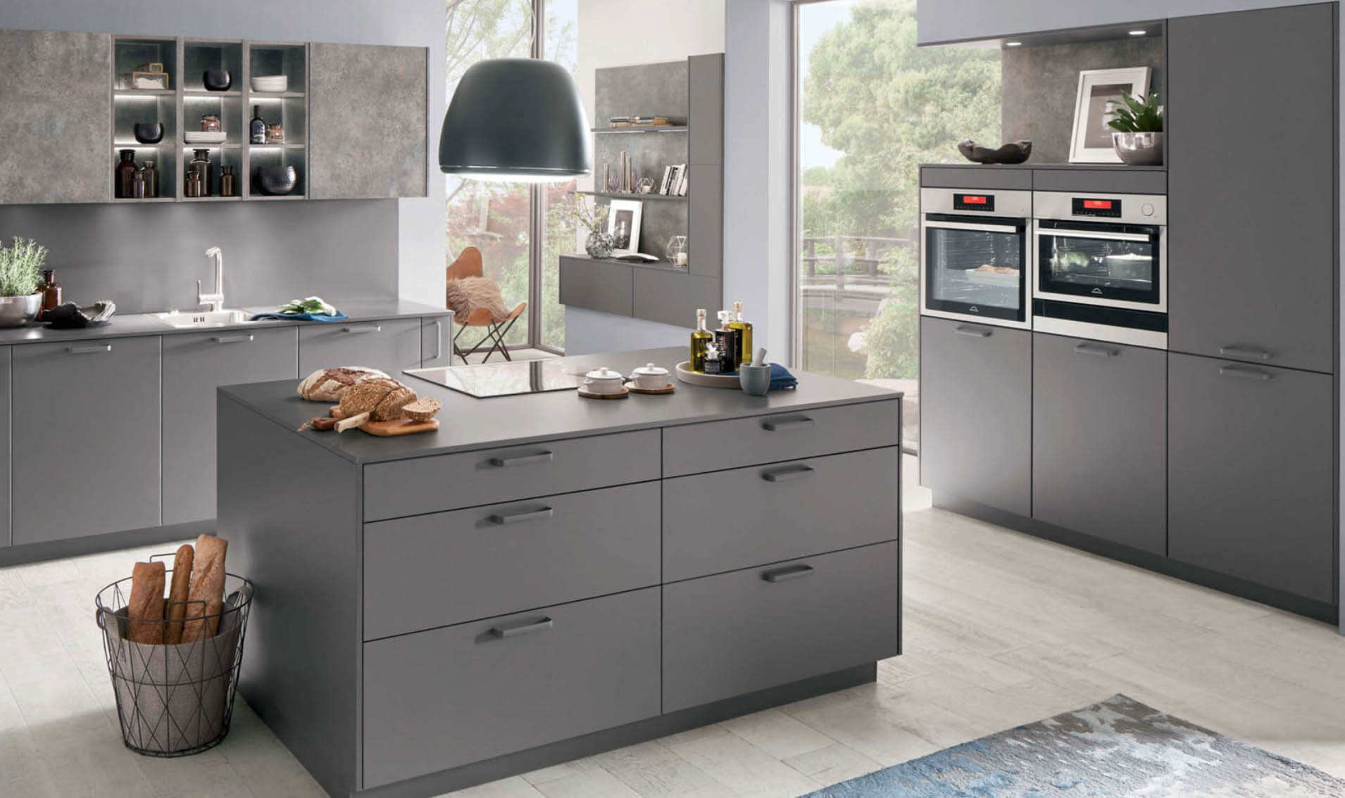 Nobilia Riva I Home Kitchens Nobilia Kitchens German Kitchens Nobilia