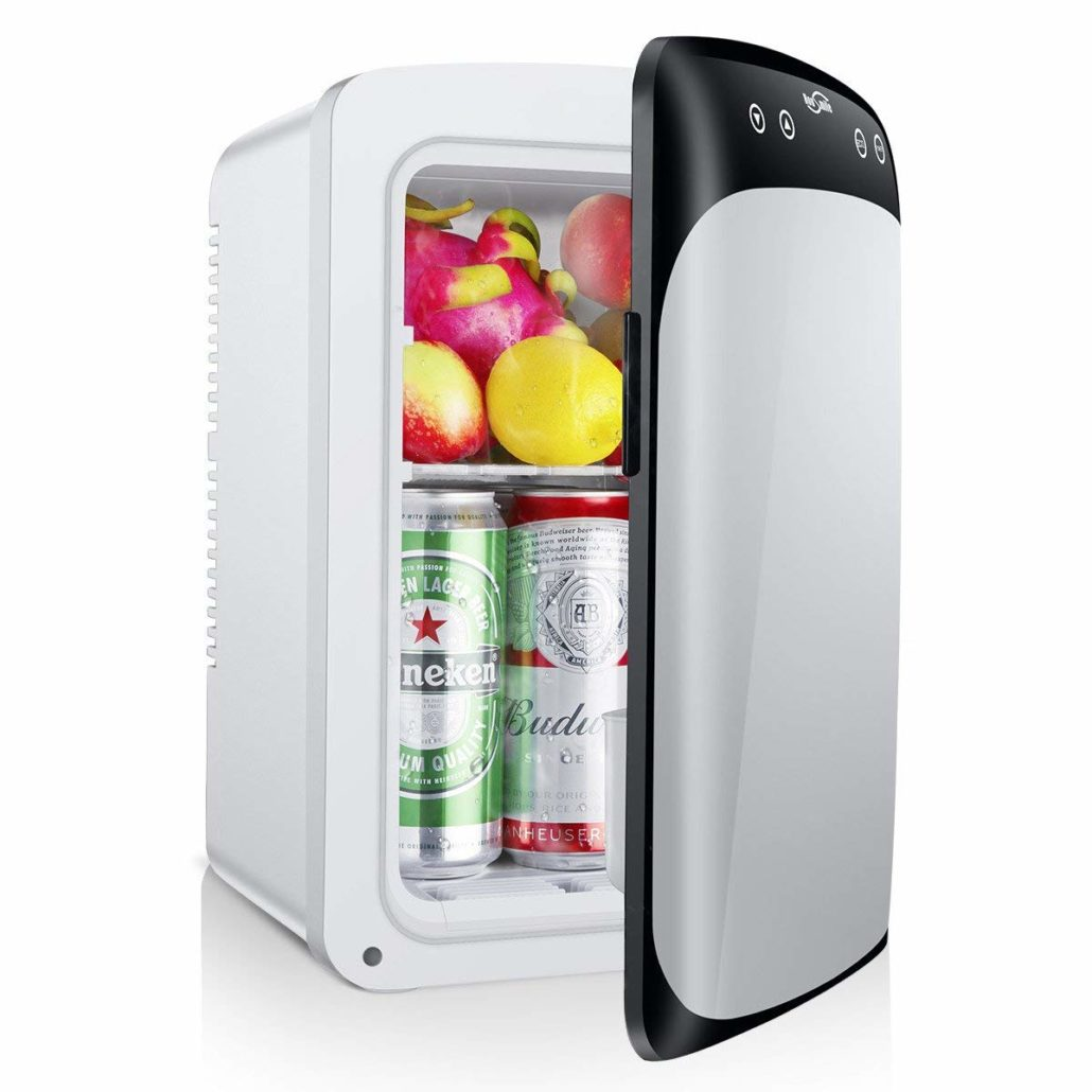 Small Portable Fridge Housmile Thermo Electric Cooler And Warmer Car Refrigerator 10