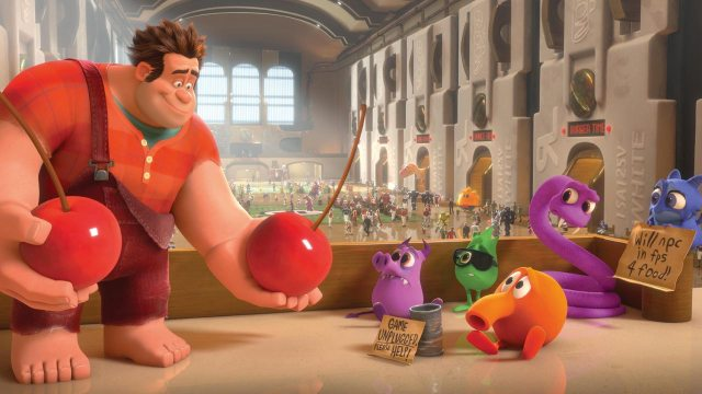 Re: Raubíř Ralf / Wreck-It Ralph (2012)