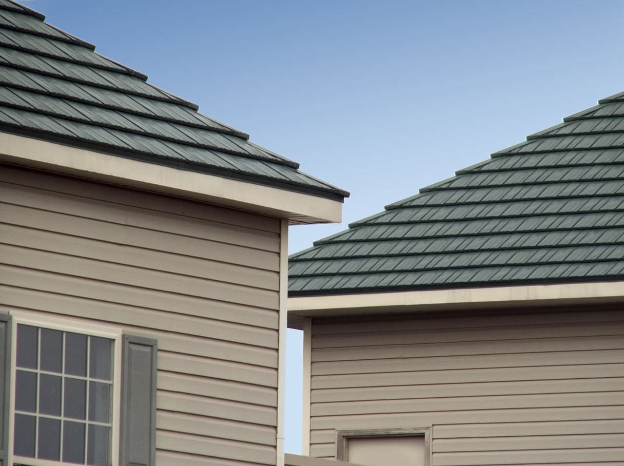 Construction Metal Products Inc Rustic Shingle Classic Metal Roofing Systems