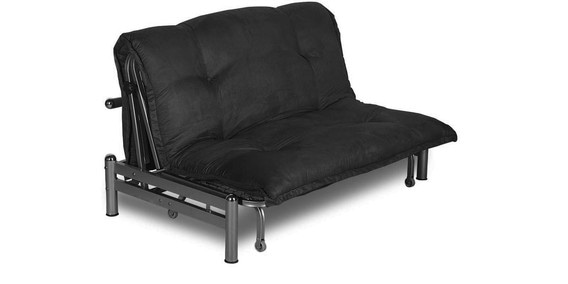 Interio Sofa Bed Buy Brussels Sofa Cum Bed In Black Finish By Godrej