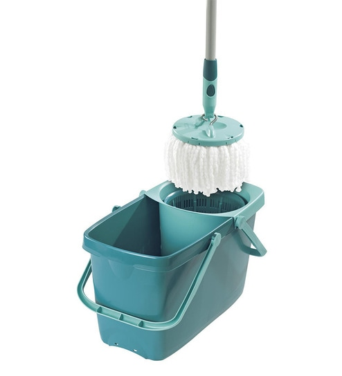 Leifheit Clean Twist Mop Buy Plastic Clean Twist System Mop Online - Cleaning